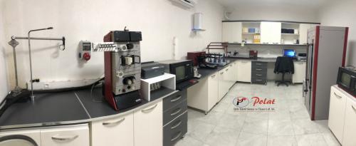 uster laboratory